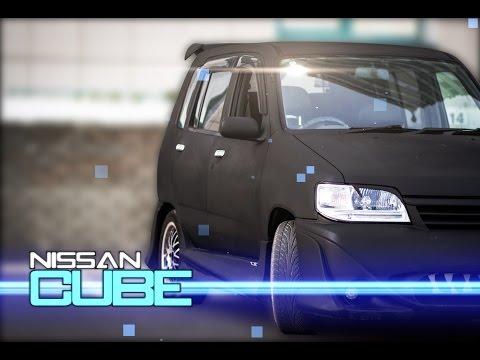 Nissan cube 2003 тюнинг фото