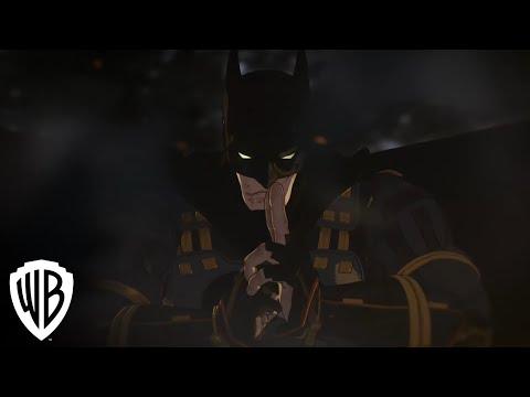 Batman Ninja Trailer (English Language)