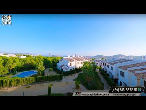215000€/Недвижимость в Испании/Квартира с видом на море в Бенидорме в Сьерра Кортине/Sierra Cortina