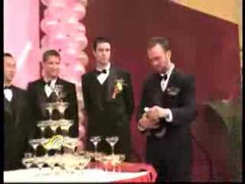 Wedding blooper video