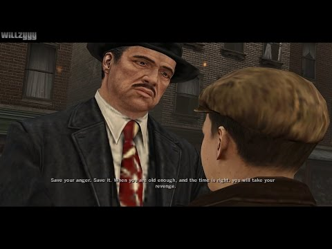The Godfather (PC)  - The Prelude & Mission #1 - Price Of Loyalty
