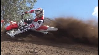8. First Impressions: 2014 Honda CRF450R - TransWorld Motocross