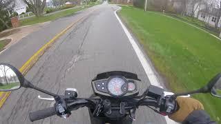 9. Riding My Yamaha Zuma 50cc-Babbling About Scooters
