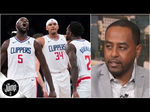 Video: The Clippers are believing their own hype a little too much - Amin Elhassan | The Jump