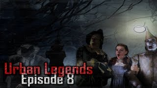 Urban legends - The Wizard of Oz Munchkin Suicide