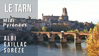 Albi France  City new picture : LE TARN - Midi Pyrénées - Francia / France - Albi, Gaillac, Sorèze - Turismo travel tourisme guide