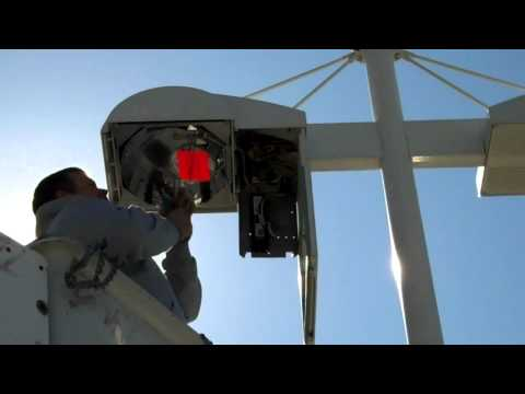 Parking Lot Lighting Retrofit in only 20 minutes using your own fixture