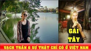 Video Gái Tây vạch trần 6 điều kỳ cục chỉ có ở Việt Nam - News Tube MP3, 3GP, MP4, WEBM, AVI, FLV Agustus 2018