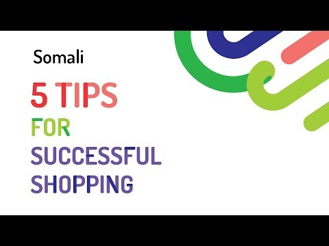Shopping with WIC: 5 Tips Somali