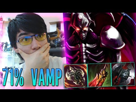 71% VAMP SUSTAIN GOD RAID BOSS KAYN DARKIN FORM [ TOP LANE ] thumbnail