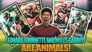 WE GET THE THE ROOKIE PREMIERE FOURNETTE AND MYLES GARRETT! THESE CARDS ARE ANIMALS AS THEY MAKE PLENTY OF PLAYS!MY LIVESTREAM CHANNEL:https://www.twitch.tv/kaykayesLike, comment, SUBSCRIBE!FOLLOW MY LIFE HERE:https://www.twitter.com/KayKayEssshttps://www.instagram.com/KayKayEs