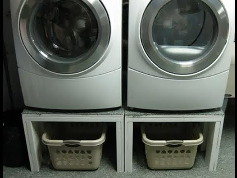 Washer Dryer Stand - Compare Prices, Reviews and Buy at Nextag
