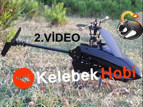 %100 Performans Garantili | RC Helikopter | Brushless Edition