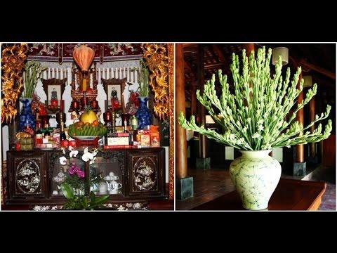 Bất Ngờ lý do NHà GIàu hay trưng bày hoa huệ trắng trên bàn thờ || phong thủy 24h