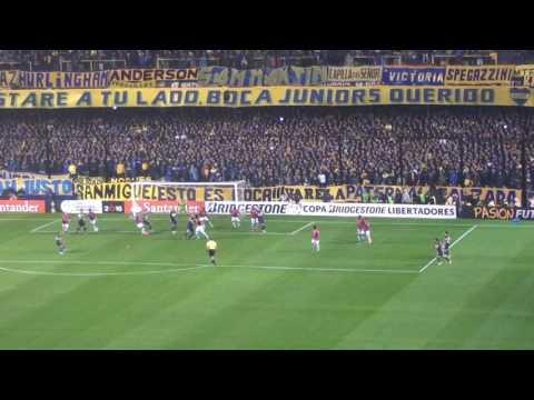 Boca IdelValle Lib16 / Y dale dale Boca - La 12 - Boca Juniors
