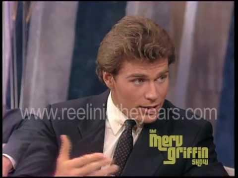 Jon-Erik Hexum Interview (Merv Griffin Show 1984)
