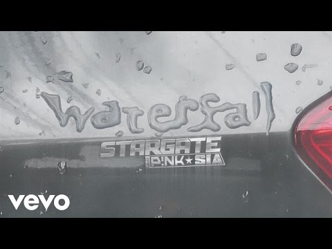 Waterfall (Audio) ft. P!nk, Sia