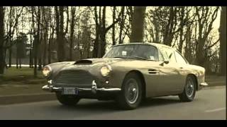 Aston Martin History -  Aston Martin DB2 4&DB2 4 Spider