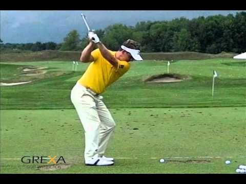 Luke Donald – slow motion golf swing