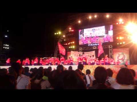 昭和保育園「たちばな」 どまつり2015キッズ部門金賞受賞演舞