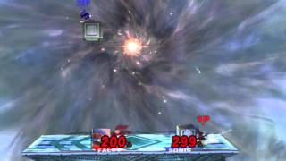 A new Brawl TAS with the generalized super code (Also check out his recently completed vanilla Brawl SSE TAS)