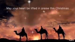 Tarjeta de Navidad para compartir. Animated Traditional Christmas E-Card