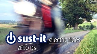 8. First UK road test of the Zero S DS electric motorcycle by Sust-it