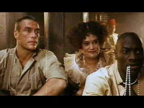 Jean Claude Van Damme tribute Legionnaire (1998.)