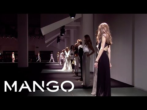 fashion shows - Fashion show presenting MANGO and H.E. by MANGO's Spring/Summer 2013 collection during Barcelona 080 fashion week. The show was held at DHUB Barcelona on 28t...