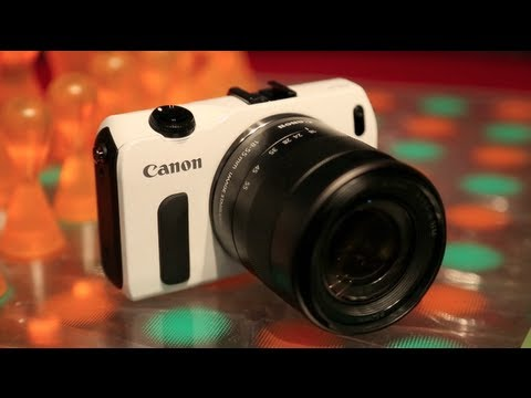 Quality Time with the Canon EOS M – Hands On Review