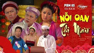 Hài Kịch Nỗi Oan Thị Mầu - Hoài Linh, Chí Tài & Kiều Oanh