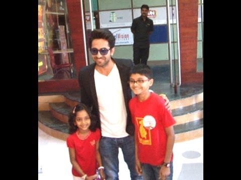 Rio 2 Screening For Thalessemia Afflicted Children With ,Rohit Roy and Ayushmann Khurrana