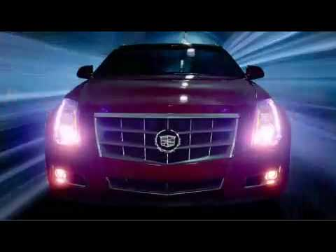 Introduces the 2010 CTS Sport Wagon Cadillac