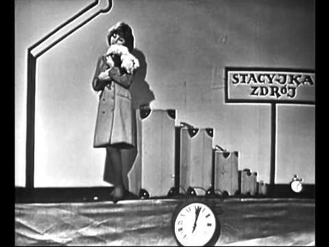 Tekst piosenki Kabaret starszych panów - Stacyjka zdrój po polsku