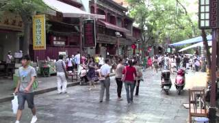 A day in Xi'An 西安, ShaanXi province