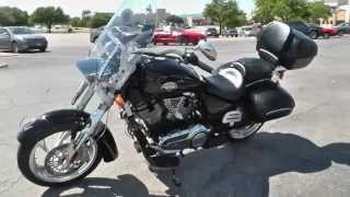 8. 004603 - 2009 Victory Kingpin Tour - Used Motorcycle For Sale