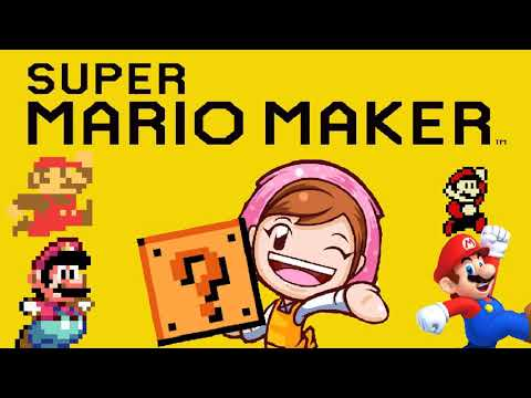 Super Mario Maker HD Wallpaper - Cooking Mama Joins The Creations
