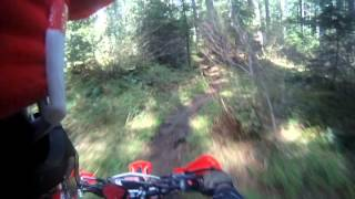 2. Riding The 2013 Beta 520RS