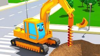 Video Bagger Kinderfilm - Der GELBE BAGGER Spielt 2 - Super Sammlung - Cartoon für Kinder MP3, 3GP, MP4, WEBM, AVI, FLV April 2019