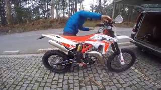 5. NEW 2 STROKE BETA 125CC RR 2018 TRACK TEST AND REVIEW