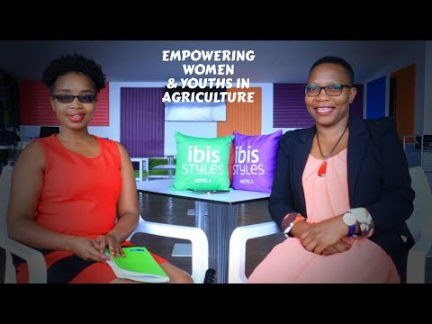 EMPOWERING WOMEN IN AGRICULTURE | AGRITECH – Voice it with Winnie Kabintie