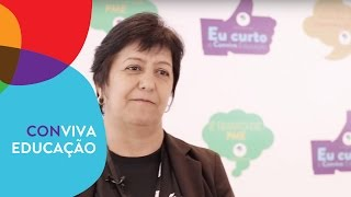 Maria da Glória Ferreira , Dirigente Municipal de Educação de Coronel Fabriciano/MG