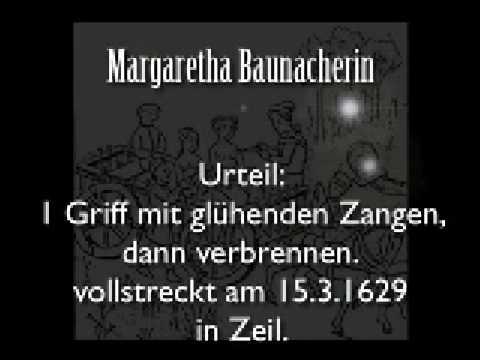 März 1629 Höhepunkt der Inquisition in Bamberg