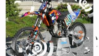 8. 2011 KTM SX 250 F Specification