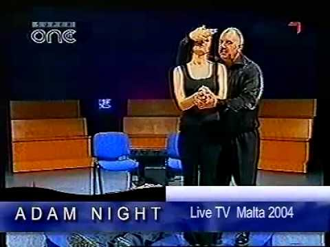 Comedy Stage Hypnotist, Adam Night's promotional video 2004