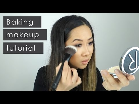 How To BAKE Your Face Makeup Tutorial | Baking Explained