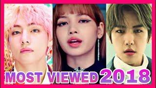 Video TOP 3 MOST VIEWED KPOP MUSIC VIDEOS EACH MONTH 2018 MP3, 3GP, MP4, WEBM, AVI, FLV Maret 2019