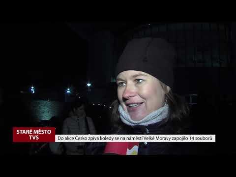 TVS: Staré Město - Koledy na náměstí