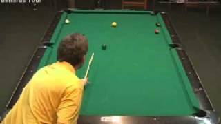Billiards Johnny Archer Vs Shannon Daulton 9-Ball Match