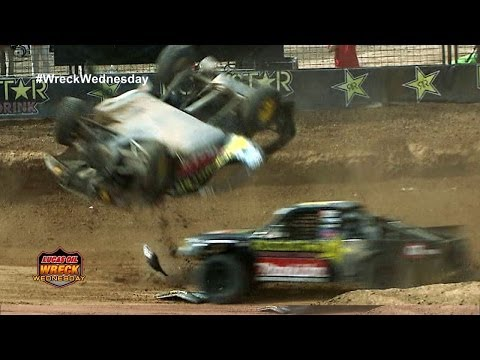 Off Road Sibling Rivalry turns Disastrous - WW #23